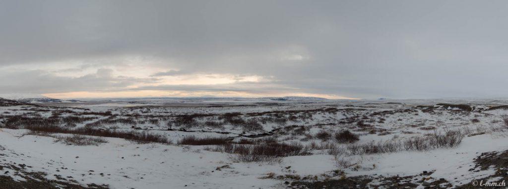 Aux alentours de Laugarvatn - Islande