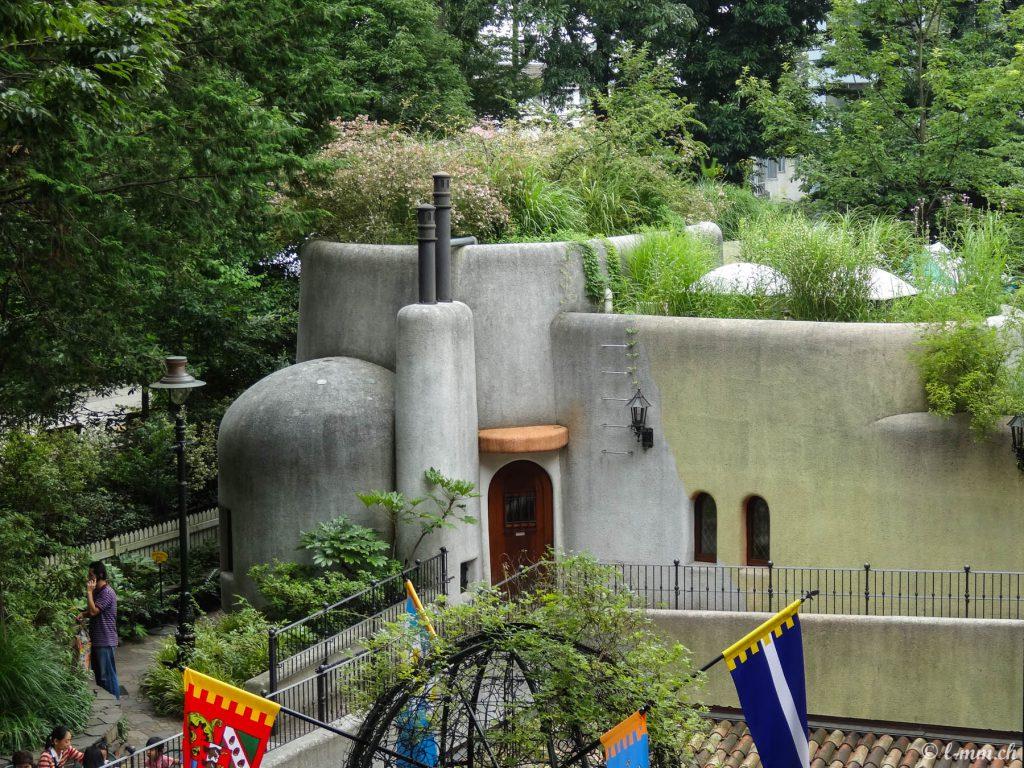 Vue du Musée Ghibli 4 - Mikata - Tokyo