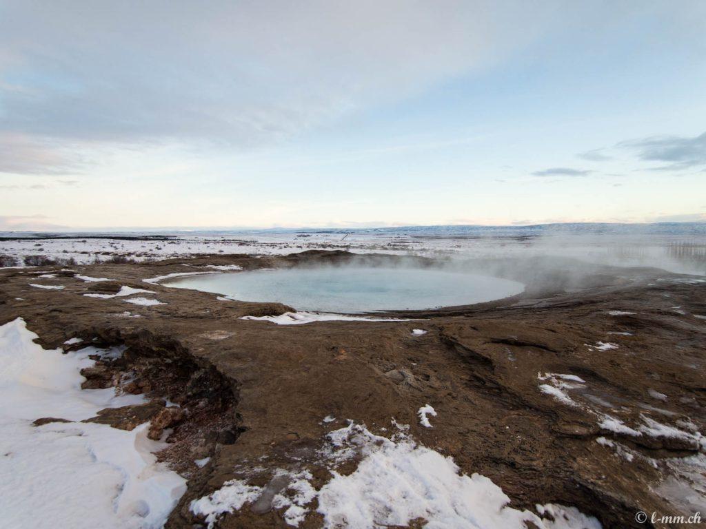 Geysir - Islande