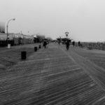 Riegelmann Boardwalk, Coney Island - New-York
