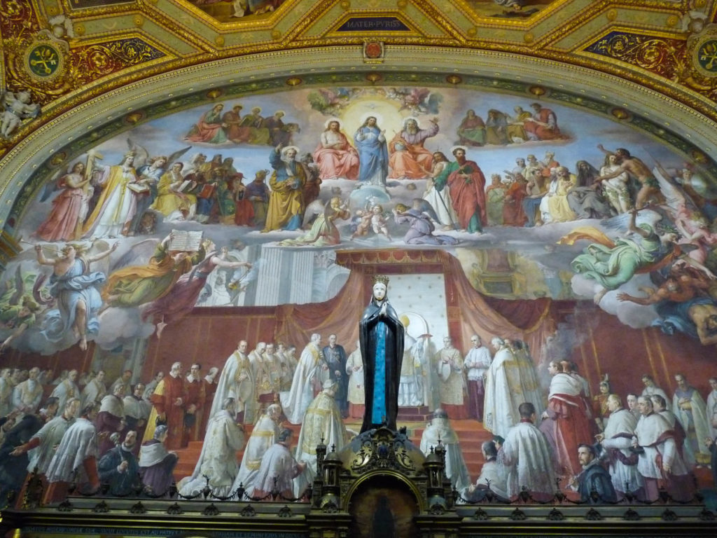 Chambres de Raphaël - Musée du Vatican