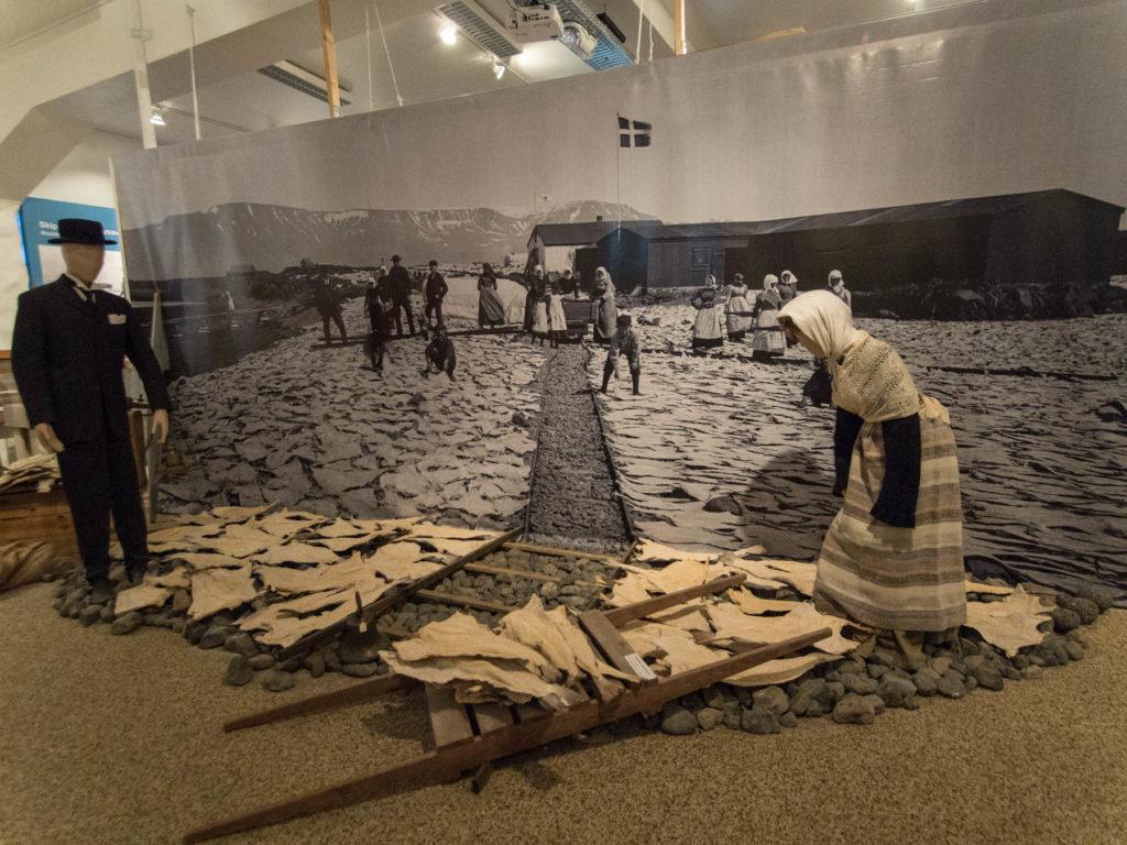 Le musée de la mer (2) - Reykjavik
