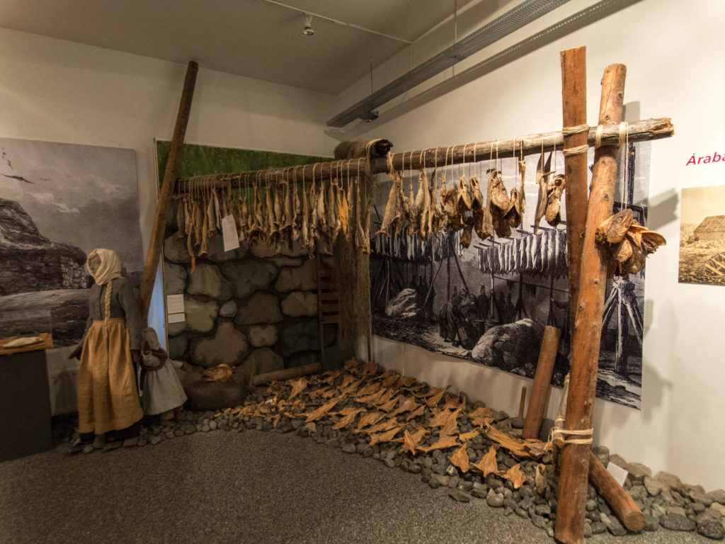Le musée de la mer (3) - Reykjavik