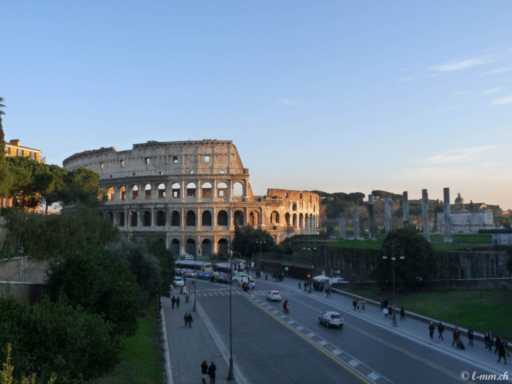 Le Colisée - Rome