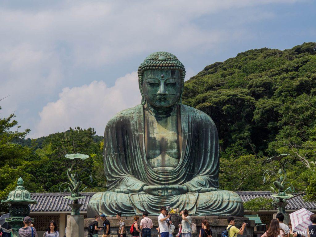 Grand Bouddha - Kamakura