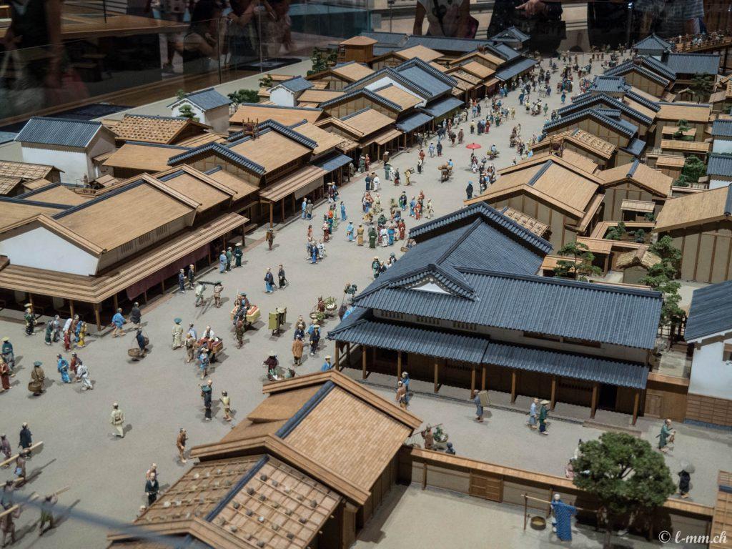 Le musée Edo-Tokyo (3) - Tokyo