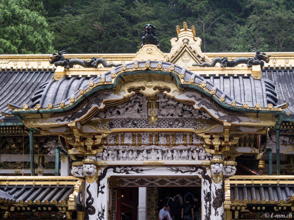 Temple Toshogu - Nikko