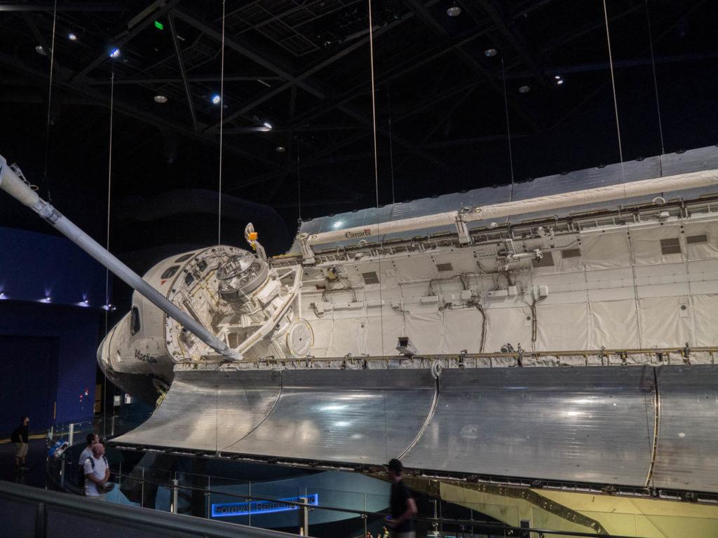 Atlantis (2) - Kennedy Space Center - Cape Canaveral