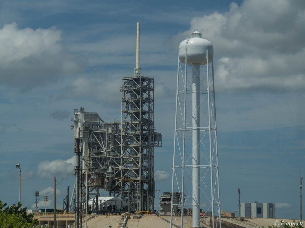 Site de lancement 39A - Kennedy Space Center - Cape Canaveral