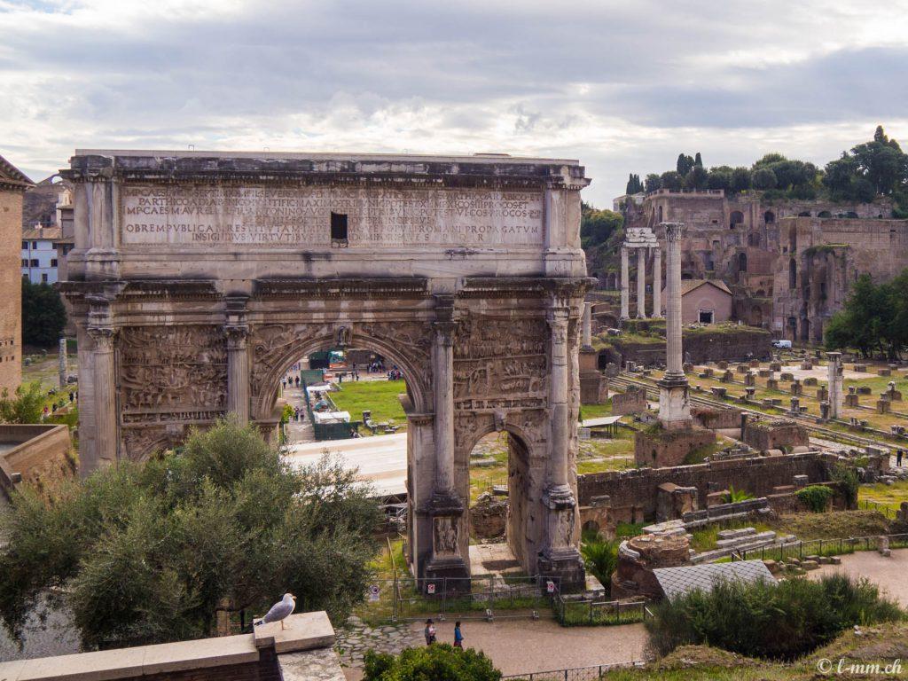 Le forum romain (5) - Rome