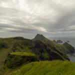 Vue sur les îles - Iles Vestamnn - Islande