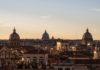 Vue sur les toits - Rome